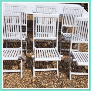paint garden furniture - primer